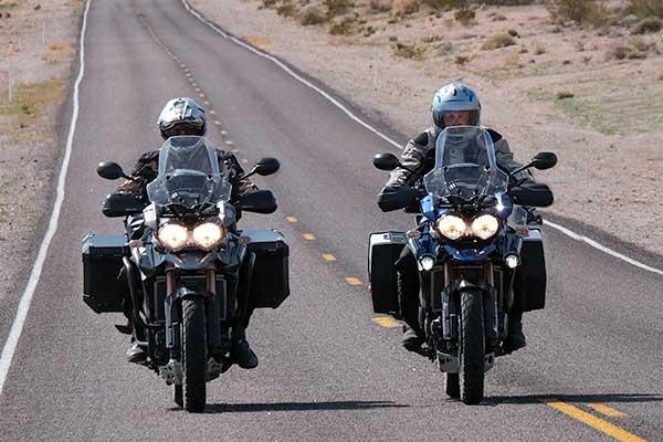 Experienced Rider Course - ERC